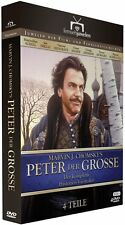 Peter der Groe - Der komplette Maximilian Schell, Vanessa Redgrave, Lawrence NEW