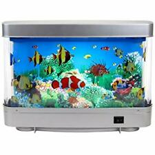 Artificial Aquariums Tropical Fish Decorative Lamp Virtual Ocean In Motion Life
