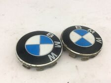 BMW Wheel Center Hub Cap Hubcap Cover 3613-6783636 SET OF 2 J