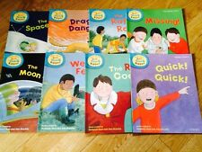 Oxford Reading: Read with Biff,Chip & Kipper. Level 4 (8 Books)Free P&P