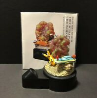 Kaiyodo Takara Night Aqua Museum Nudibranch Sea Slug w / Light Fish Figure