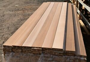 Veneered Canadian Western Red Cedar Tongue And Groove Timber Cladding (6.15m²)