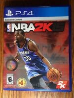 PS4 NBA 2K15 Kevin Durant Cover Sony PlayStation 4, 2014