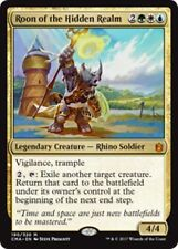 ROON OF THE HIDDEN REALM Commander Anthology MTG Gold Creature — Soldier Mythic