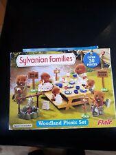 Sylvanian Families-bosques Set Picnic-Artículo no. 4782
