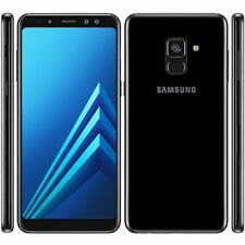 Téléphones mobiles Samsung Galaxy A8 double SIM, 32 Go
