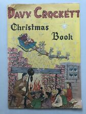 Davy Crockett Christmas Book (1955) #1