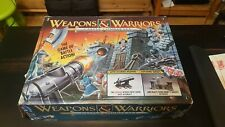 Weapons and warriors game (Used)
