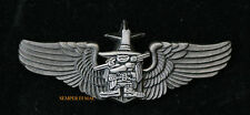 F-4 PHANTOM SENIOR PILOT WING PIN 336 421 TFW CHICO THE GUNFIGHTER US AIR FORCE