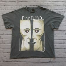 Vintage 90s Pink Floyd Division Bell Tshirt Brockum Single Stitch Rock Tour