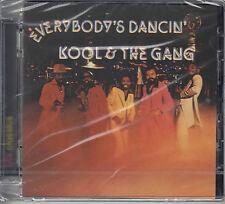 Kool & The Gang - Everybody's Dancing '77 (CD 2011) 3 Bonus Tracks NEU/Sealed !!