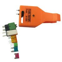 Car Auto Boat ATO Mini Blade Fuse Circuits Breaker Tester Puller Removal  √ !*