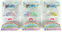 6 Worlds Smallest MY LITTLE PONY Plus COMB Series 1 - Complete Set (3 - 2 Packs)