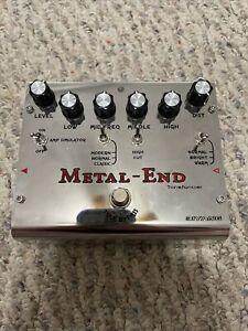 Biyang metal end pedal
