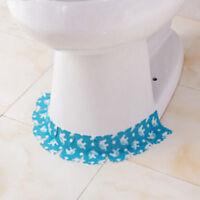 Toilet Seat Anti-fouling Sticker Toilet Base Corner Waterproof Shield Stickers S