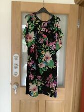 Ex Tesco Florence and Fred Girls Soft Pink Floral Long Sleeve Top