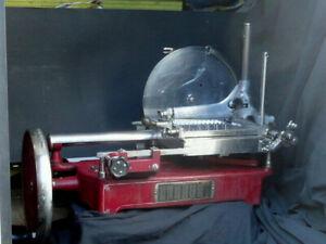 PRICE REDUCED $1000!!!  Antique Berkel Model 7 Meat Slicer--Original! Working!!!