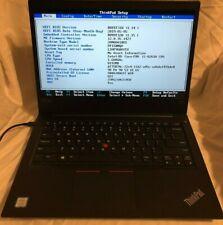 Lenovo ThinkPad E490 14in FHD Intel i5-8265U 256GB SSD 8GB RAM