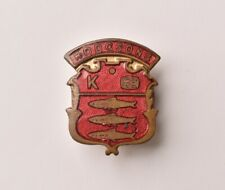Vintage Hodgsons Kingston Lapel badge Beer Brewery Collectable