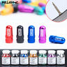 10x Bike Bicycle Fixie MTB Presta Wheel Rim Tyre Stem Air Valve Cap Dust CoverTO