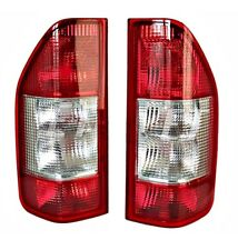 MERCEDES DODGE SPRINTER 2004 2005 2006 RIGHT + LEFT TAIL LIGHT REAR LAMP RED