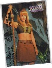"Xena The Warrior Princess Series 2 (Two) - Xc2 ""Finest Chrome"" Chase Card (1998)"