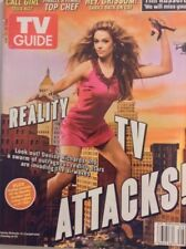 Tv Guide Magazine Denise Richards June 23-29, 2008 NO ML 091317nonrh