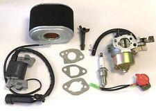 HONDA Carburateur Carb Filtre Plug Coil 168 F gx120 GX160 5.5HP GX200 Moteur 6.5HP