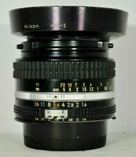 Nikon Nikkor 50mm f1.4 Ais Lens for Nikon F Mount