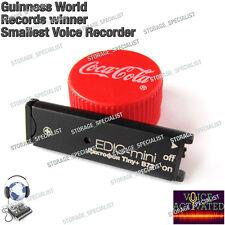 Voice Recorder Edic Mini Tiny+ B73 Digital Listening Device Activated No Spy MIC