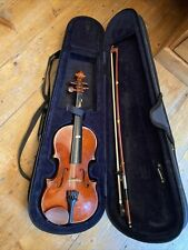More details for 1/4 size violin & bow & case primavera outfit