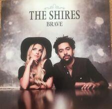 THE SHIRES - BRAVE: CD ALBUM (2015) Decca Records
