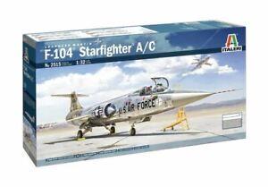 Italeri 1:32 2515 F-104 Starfighter A/c Model Aircraft Kit