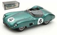 SPARK S2438 ASTON MARTIN DBR1 Sir Stirling Moss & J Fairman Le Mans 1959 1:43rd
