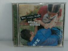 CD ALBUM NEW FOUNG GLORY Sticks and stones 112916 2