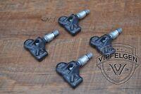 4 x original Audi A4 RDCi RDKs Sensoren Reifendrucksensoren 5Q0907275B