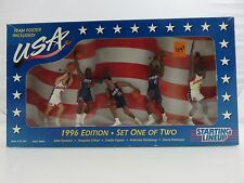 Starting Lineup USA Olympic Basketball Team 1996 Edition Set One 1 Of Two 2  NEW
