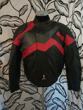 Frank Thomas Motorcycle Leathers Jacket and Trousers Size 12