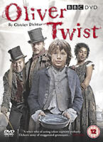 Oliver Twist DVD (2008) William Miller, Giedroyc (DIR) cert 12 ***NEW***