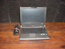 "New listing Toshiba Intel Core I5 M520 12"" Laptop w/2.4Ghz 4 Gb Ram Webcam no Hdd Free Ship"