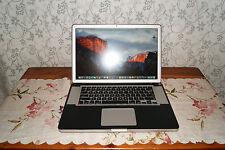 MACBOOK PRO 15 MATTE HI RES, i7 TURBO 3.8 GHZ QUAD,1Gb NVID, 2TB SSD HYBRID,16gb