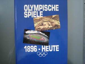 Umminger, Walter: Olympische Spiele 1896 - heute.