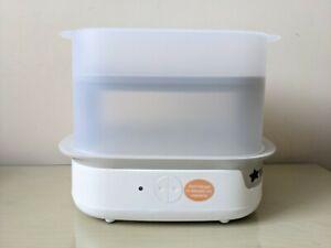 Tommee Tippee Bottle Sterilisers for baby feeding - White - Pre - Owned