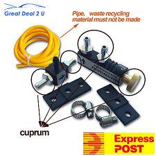 Universal 30PSI Black Adjustable Turbo Manual Boost Controller Incabin Kit