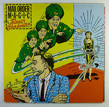 """12"""" LP - Roger Chapman - Mail Order Magic - L7484 - washed & cleaned"""