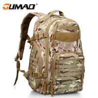 Hunting Hiking Camping Tactical Molle Backpack Army Military Rucksack Bags 1000D