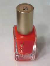 HTF NEW L'OREAL JELLY GELLIES CANDY SHEER ORANGE MANGO MAMMA NAIL POLISH LACQUER