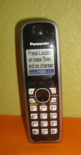 KX-TGA410B OEM PANASONIC HANDSET WITH BATTERIES ONLY FOR KX-TG4131 SERIES F2.3