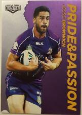 Melbourne Storm Original NRL & Rugby League Trading Cards