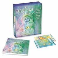 The Crystal Power Tarot Includes a Full Deck of 78 Specially Co... 9781782496960